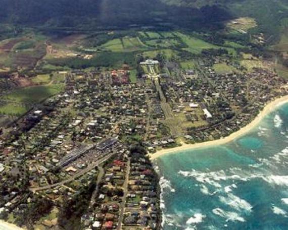 The Ahupua'a of Keana, Oahu, Hawaii